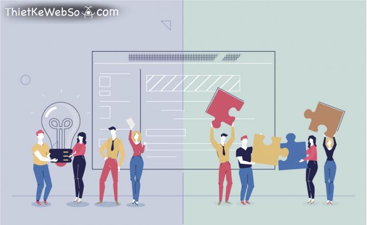Thiết kế web tiếp thị liên kết tại TP HCM