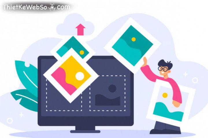 Tầm quan trọng của hình ảnh trong thiết kế website chuẩn SEO