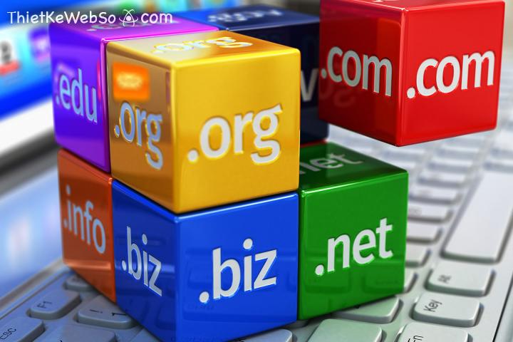 Chọn đuôi tên miền cho website như thế nào?