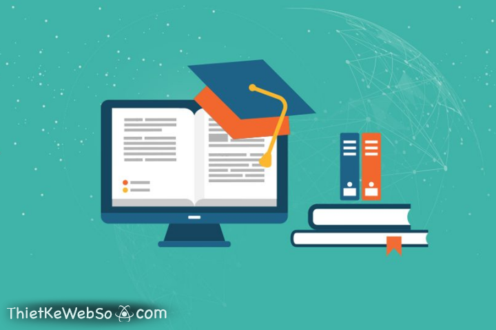 Dịch vụ thiết kế website giáo dục uy tín và chuyên nghiệp