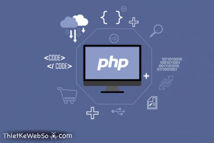Ưu điểm khi thiết kế web bằng PHP