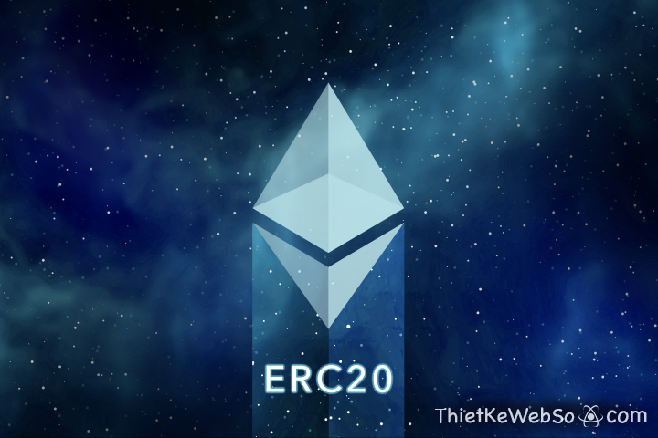 Dịch vụ thiết kế website token ERC20 bảo đảm uy tín
