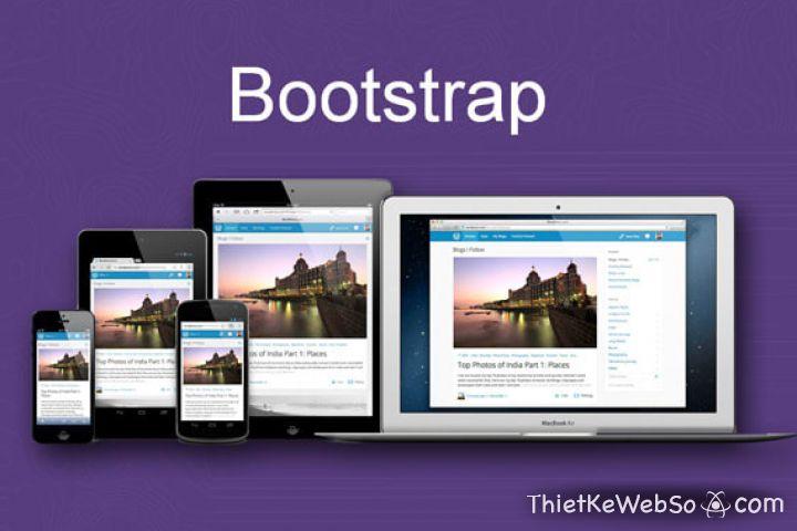 Những ưu điểm và hạn chế khi thiết kế web bằng Bootstrap
