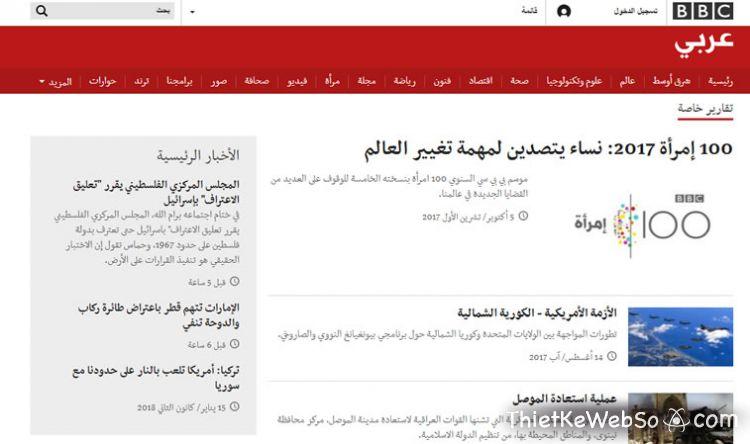 Các lỗi thường gặp khi thiết kế website đa ngôn ngữ
