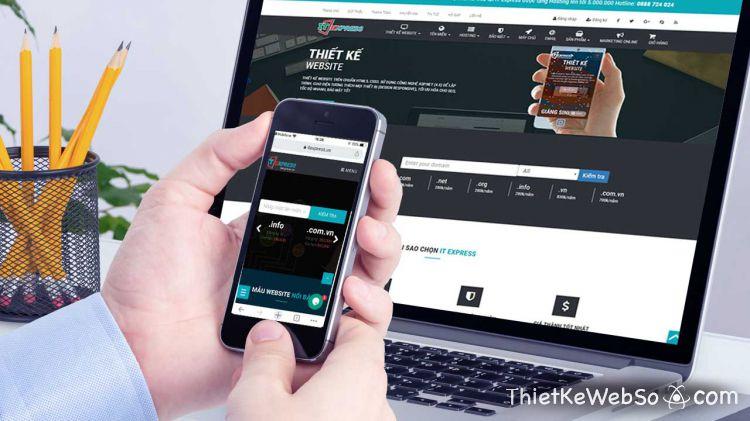 Đơn vị thiết kế web tiếp thị liên kết chuyên nghiệp