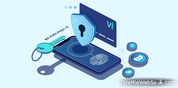 Dịch vụ thiết kế web cryptocurrency an toàn, bảo mật