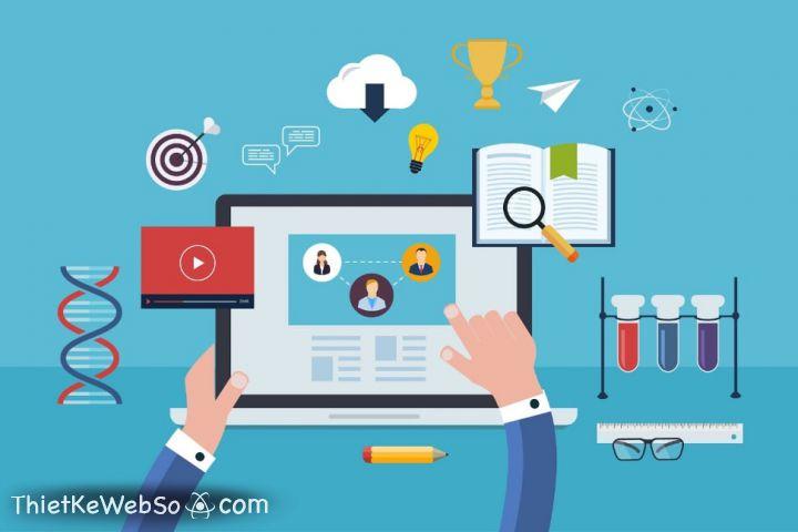 Trang web marketing là gì?