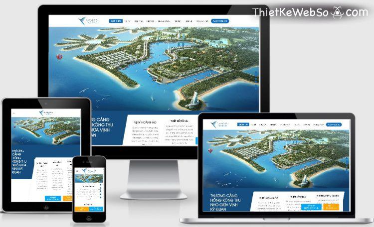 Những lưu ý khi thiết kế website bất động sản