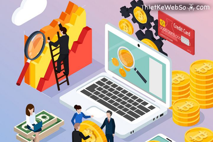 Đơn vị thiết kế web ICO uy tín