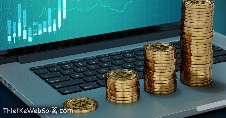 Đơn vị thiết kế web mua bán tiền ảo chuyên nghiệp