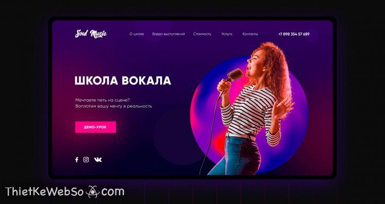 Xu hướng thiết kế web 2021