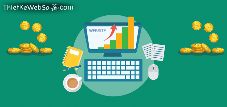 Đơn vị thiết kế website bán hàng chuyên nghiệp