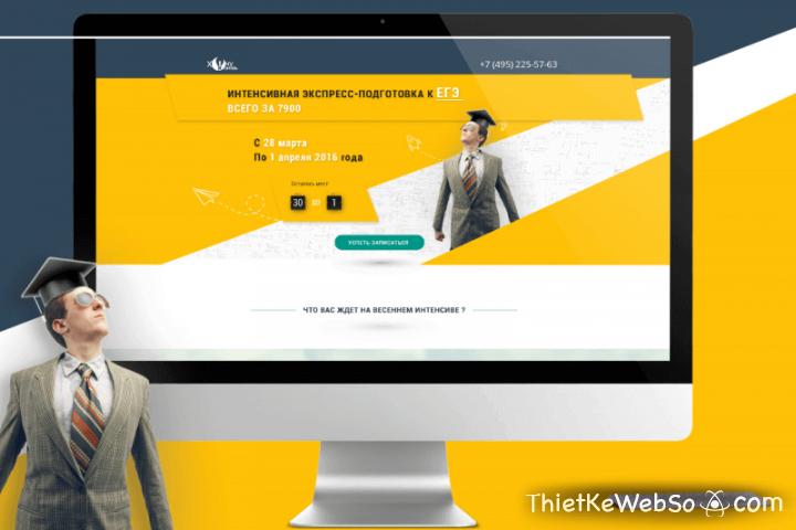 Tìm hiểu về Landing Page