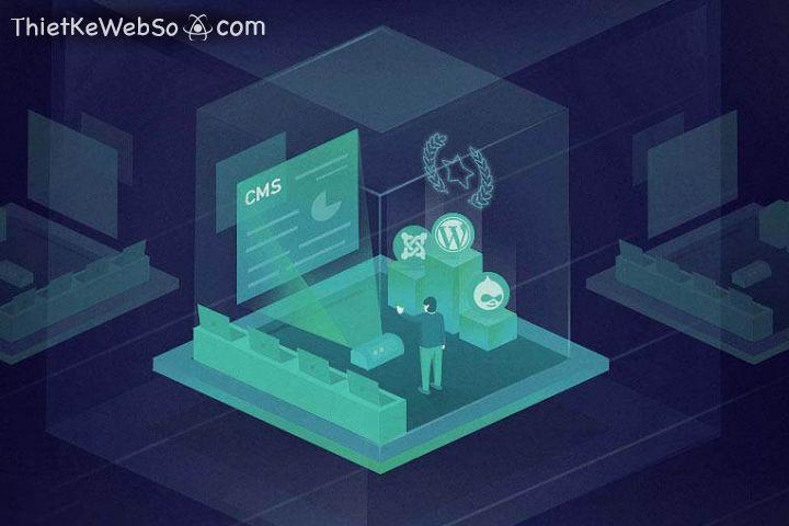 Nên thiết kế website bằng code tay hay dùng CMS?