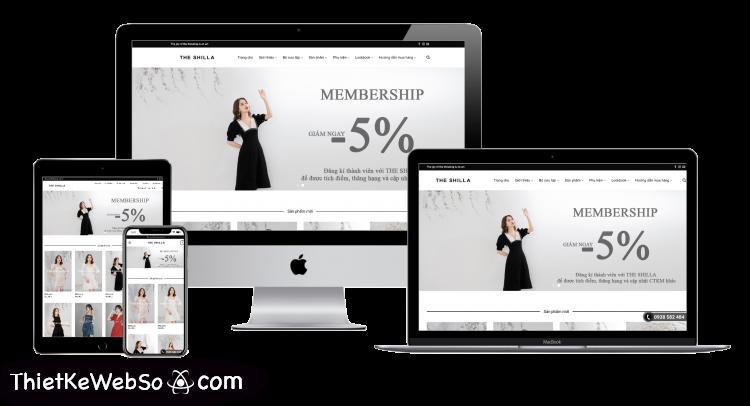 Xu hướng thiết kế web với tông màu đen trắng