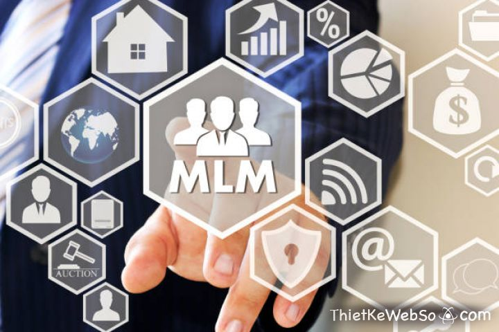 Dịch vụ thiết kế web MLM chất lượng