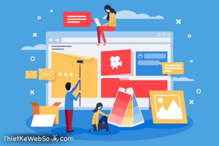 Dịch vụ thiết kế web chuẩn SEO quận Phú Nhuận
