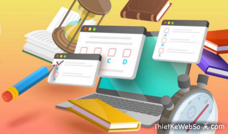 Thiết kế website thi trắc nghiệm online chất lượng ở đâu?