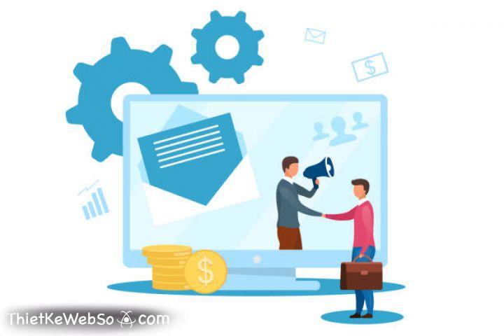 Thiết kế website tiếp thị liên kết tại TPHCM