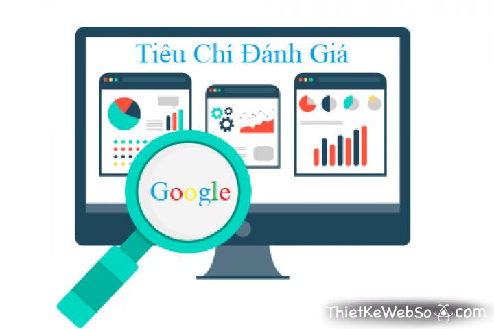 Cách đánh giá website của Google