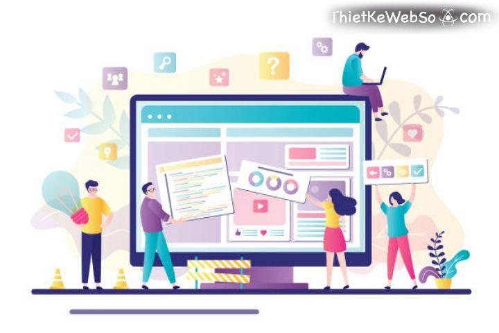 Công ty thiết kế website theo yêu cầu tại HCM