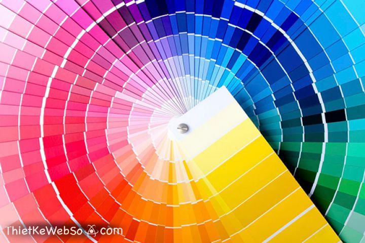 Lựa chọn màu sắc cho website như thế nào?
