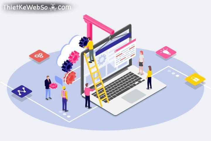 Một số thành phần cơ bản trong website