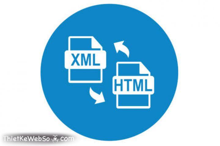 Phân biệt XML và HTML