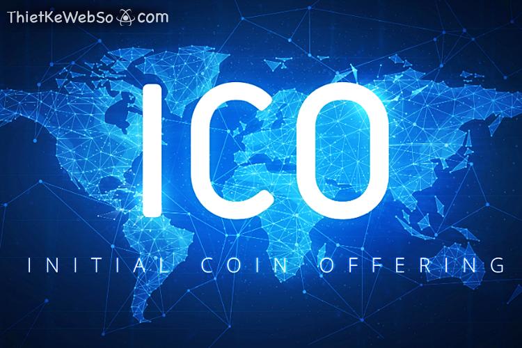 Đơn vị thiết kế website ICO chuyên nghiệp