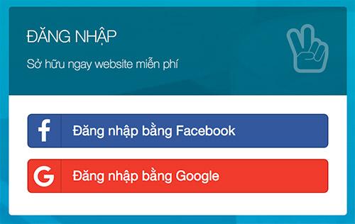 Hướng dẫn tạo web miễn phí tại chophanphoi.com