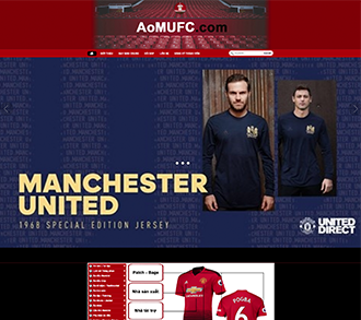 Áo Manchester United