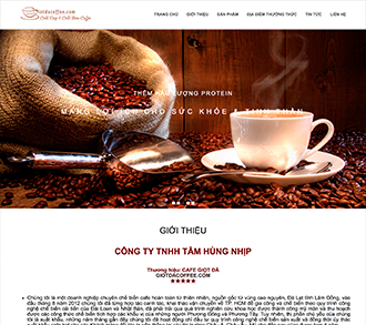 Giọt Đá Coffee