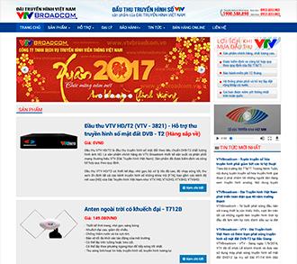 VTV Broadcom - Set Top Box